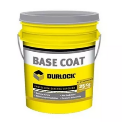 Base Coat Bicomponente Durlock® Exteriores
