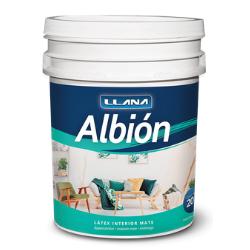 Látex Albión Ultralavable