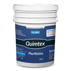 Quimtex Piso Rústico doble componente