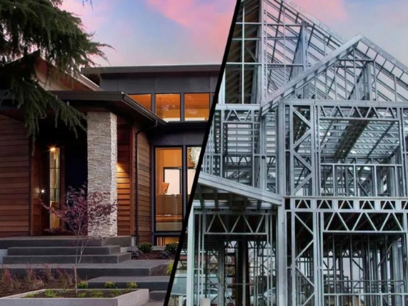 El steel framing y la sustentabilidad